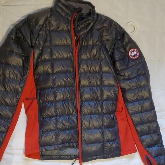 Canada goose hybrid lite down jacket